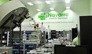 Navarro Health Services is Navarro Discount Pharmacy's fulfillment center facility, located at its Medley headquarters.