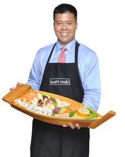 CEO Abe Ng believes the Sushi Maki brand exudes quality, consistency and accessibility.