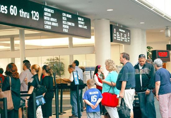 All Aboard Florida received the go-ahead to begin negotiations with the authority overseeing Orlando Internatioinal Airport for the right of way along part of State Road 528.