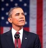 Obama re-elected president