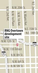 Developer plans $53M apartment project in Miami's Park West