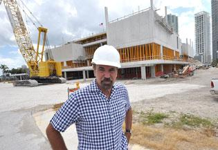 As part of a $35 million gift, Jorge Perez has donated a portion of his art collection to the Miami Art Museum, which is under construction and will be named in his honor. Perez and The Related Group are ready to make a new imprint on the residential real estate landscape of South Florida.