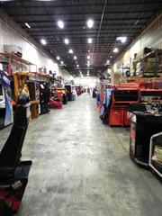 Prime Time Amusements has a 20,000-square-foot warehouse in Fort Lauderdale, where it refurbishes games for resale.