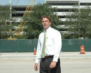 Commercial Florida Realty Services' Peter Reed visited the Seminole Casino Coconut Creek site, which is getting a $100 million upgrade.