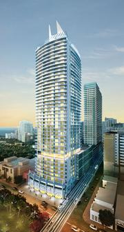 Some units in Millecento, shown in this rendering, have sold at prices that are no longer available.