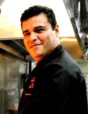 Julios Renderos joined Nicky's Restaurant Sports Bar as executive chef.