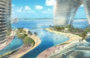 The Genting Group plans a rooftop lagoon at its Resorts World Miami project, which is proposed for the city's downtown area.