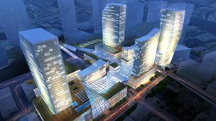 Brickell CitiCentre rendering
