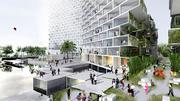 Cymbal Development has hired famed Danish architect Bjarke Ingels to design Marina Lofts.