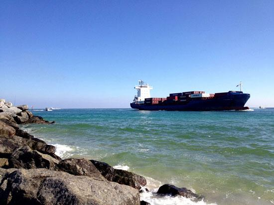 Bigger cargo ships will be passing through the Panama Canal by 2015 and the U.S. Army Corp. of Engineers is working with private industries to make sure Texas coastal ports are ready.