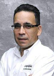 Compuquip Technologies promoted Luis Santiago to senior account manager.