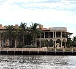 David Stern's house in Fort Lauderdale.