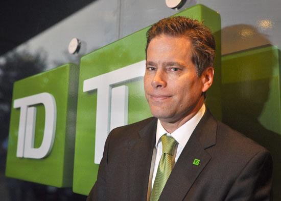 Thomas te Riele leads TD Bank in South Florida after a stint as statewide commercial president.