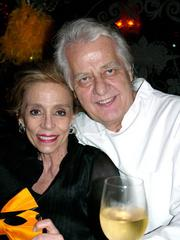 Lidia and Nörbert Goldner