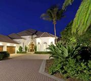 The property at 219 Commodore Drive in Jupiter has direct Intracoastal Waterway access.