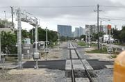 The All Aboard Florida service would go over the Florida East Coast Railway through the coastal cities in South Florida.