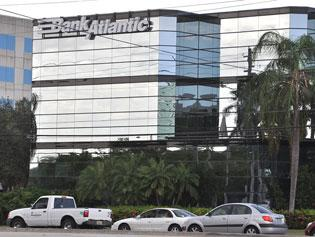 This BankAtlantic branch at 701 W. Cypress Creek Road in Fort Lauderdale will close and consolidate with a BB&T branch down the street.