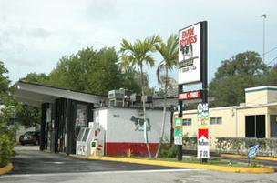 Mahammad Qureshi owns this Farm Stores on Riverland Road in Fort Lauderdale through his Maq Group business.