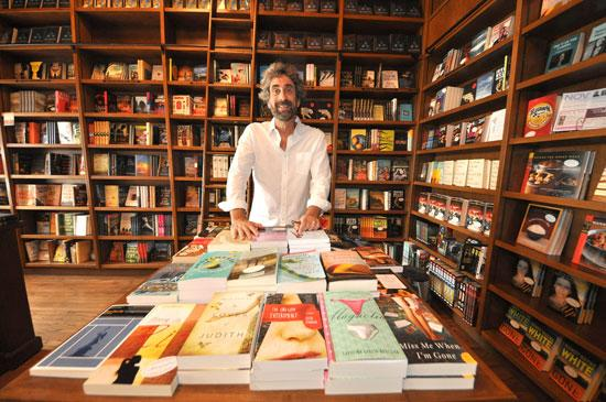 Books & Books founder Mitchell Kaplan has developed a brand so valuable that it's licensed.