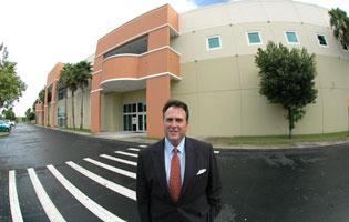 Fairchild Partners' Jose Juncadella said there is pent up demand for local industrial space.