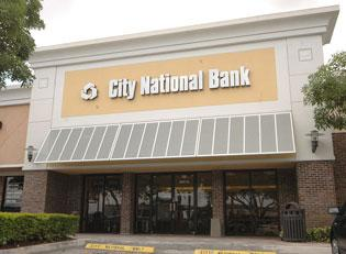 City National Bank of Florida was the most profitable bank in the state in the fourth quarter.