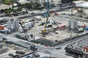The first phase of the 5.4 million-square-foot Brickell CityCentre development is scheduled to be completed in 2015. It will be the source of 1,700 construction jobs.