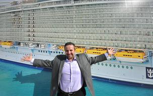 Cruise.com President Anthony Hamawy is emphasizing more face-to-face marketing.