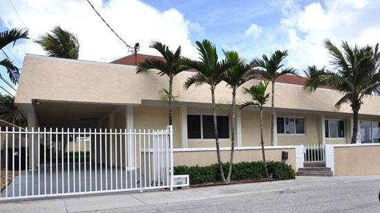 The loans on the home at 1501 N. Fort Lauderdale Beach Blvd. are part of the lawsuit.