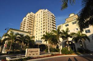 The Promenade condominium in Boynton Beach may be in a 'friendly foreclosure.'