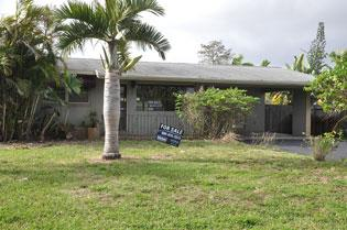 Property records indicate Deutsche Bank owns this home on Northwest 30th Court in Wilton Manors.