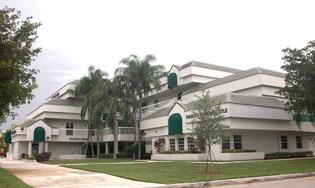 The SunTrust Centre in Coral Springs, where SunTrust is a major tenant, is in foreclosure.