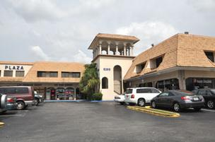 JGB Bank filed a foreclosure lawsuit against Sunrise Royal Plaza over a $4.4 million mortgage on the shopping center.