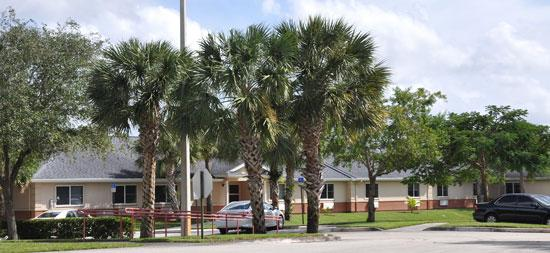 Gulf Coast Health Care wants to expand this facility in Boynton Beach.