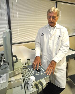 Dr. Bert Vorstman, a urologist in Coral Springs, has invested in US HIFU and performs its treatment overseas.