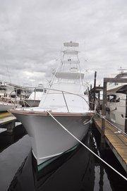 Ponzi schemer Bernard Madoff's boats were auctioned by National Liquidators.