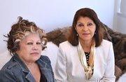 Jeannette Branam and Jeannette Varela are in legal battles over their Star Island homes.