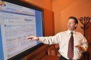 Think Education Solutions' Andrew K. Davies demonstrates Strategic Planning Online.