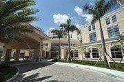 West Kendall Baptist Hospital building.