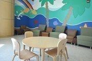 West Kendall Baptist Hospital pediatrics waiting room.
