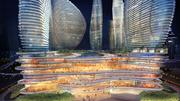 Resorts World Miami would have a futuristic design by Arquitectonica.