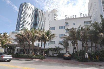 The Shore Club hotel in Miami Beach sold for $175.3 million.