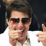 Who wants to see Tom Cruise in concert?