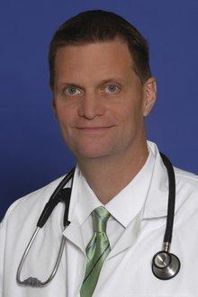 John P. May, M.D.