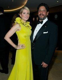 Jorge Luis and Marile Lopez