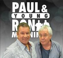 "Paul Castronovo & ""Young"" Ron Brewer"