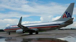 The cost of American Airlines' bankruptcy has reached $100 million and counting.