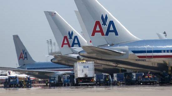 American Airlines resumed contract talks with its pilots union on Wednesday.