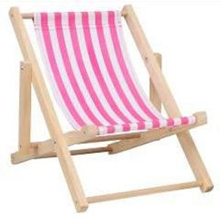 Build-A-Bear Workshop recalled its teddy bear beach chairs in May 2009. The chairs came in pink or orange stripes; in fuchsia, red or pink with a pillow; or in blue, lime or fuchsia without a pillow.