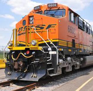 Freight rail operator BNSF Railway Co., which operates in Kansas, plans to test this year running its locomotives with natural gas.