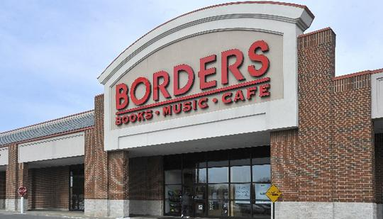 Books-A-Million has dropped a bid to buy 30 Borders locations.